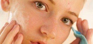 Program leczenia trądziku na twarzy